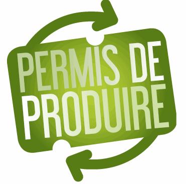 Logo Permis de produire